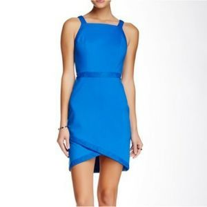 Cynthia Steffe Billie Bodycon royal blue dress 4